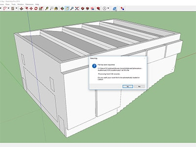 SketchUp – Odeon A/S