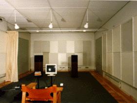 IEC listening room