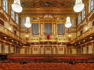 musikverein concert hall