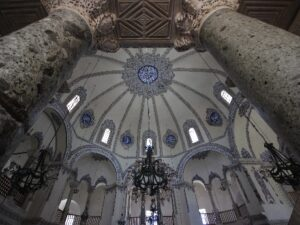 sergius bacchus church