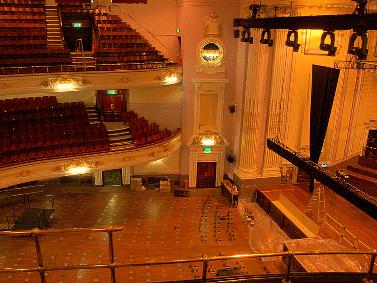 usher concert hall