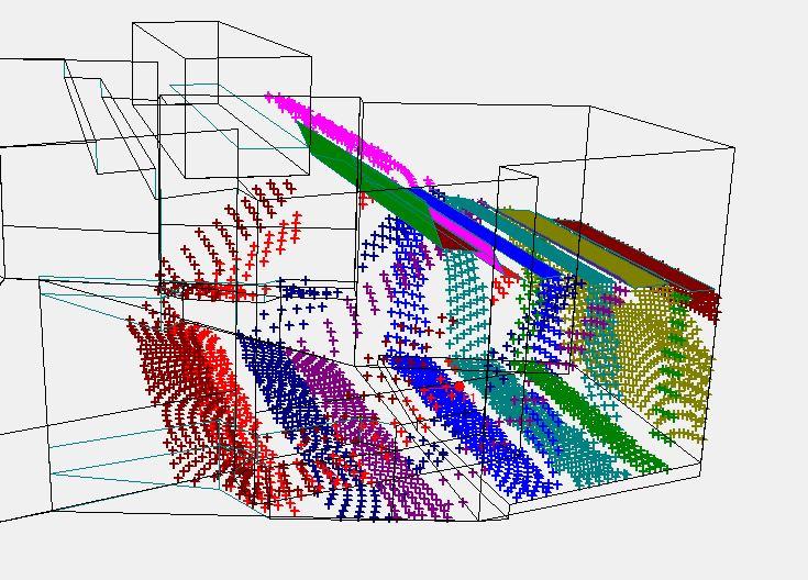 concert hall sound visualization