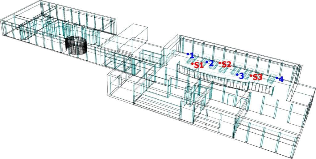 Acoustic 3d model