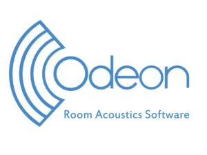 odeon room acoustics software logo