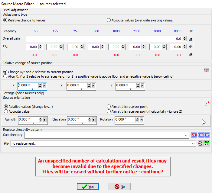 odeon source macro editor