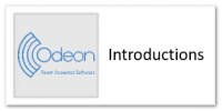 Introductions to ODEON