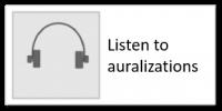 Listen to auralizations
