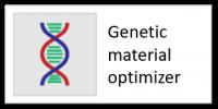 genetic material optimizer