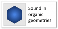 Sound in organic geometries